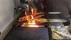 KOSEI GRILL 実演動画039 KA-G,KA-KL型,その他の調理,焼⿃・串焼