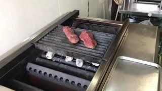 KOSEI GRILL 実演動画304 KA-G,KA-KL型,ステーキ